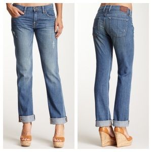 Lucky Brand Jeans Sienna Tomboy Straight 2 26